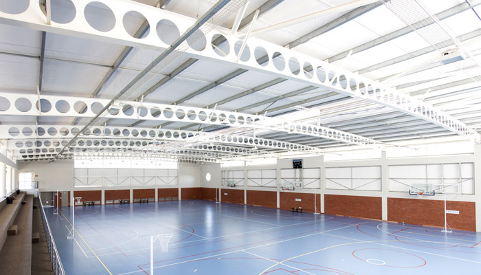 St Anne's New Indoor Sports Facility