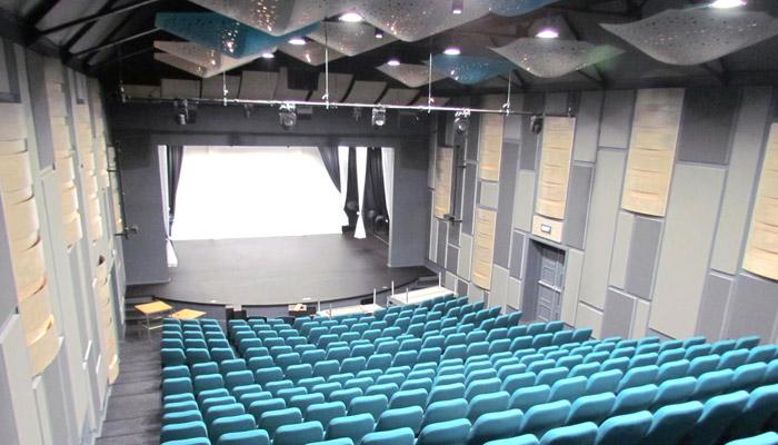 St Annes theatre extension