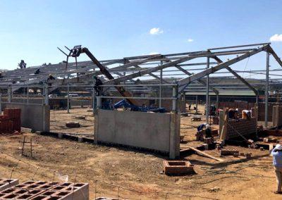 Umzimkhulu SMME Facility – Steel